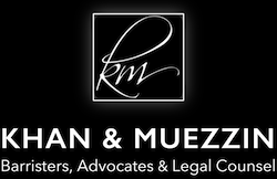 KHAN & MUEZZIN Logo